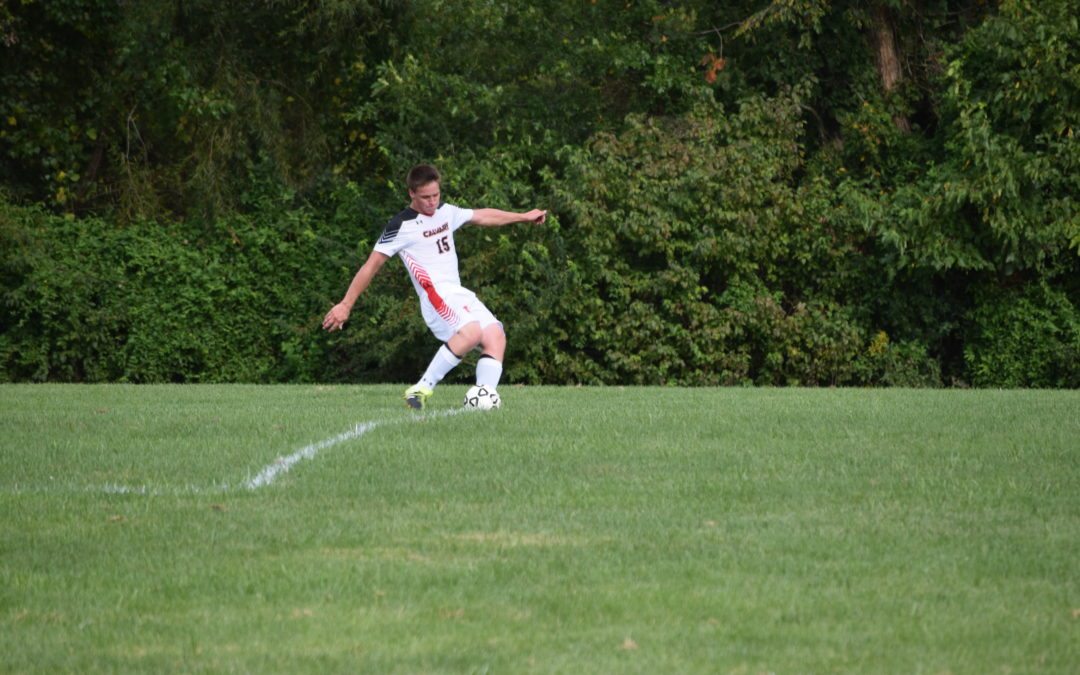 Soccer Team Wins on the Road