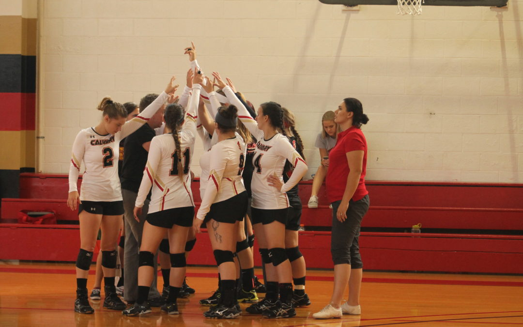 Volleyball Team Hopes to Make Run at National Tournament