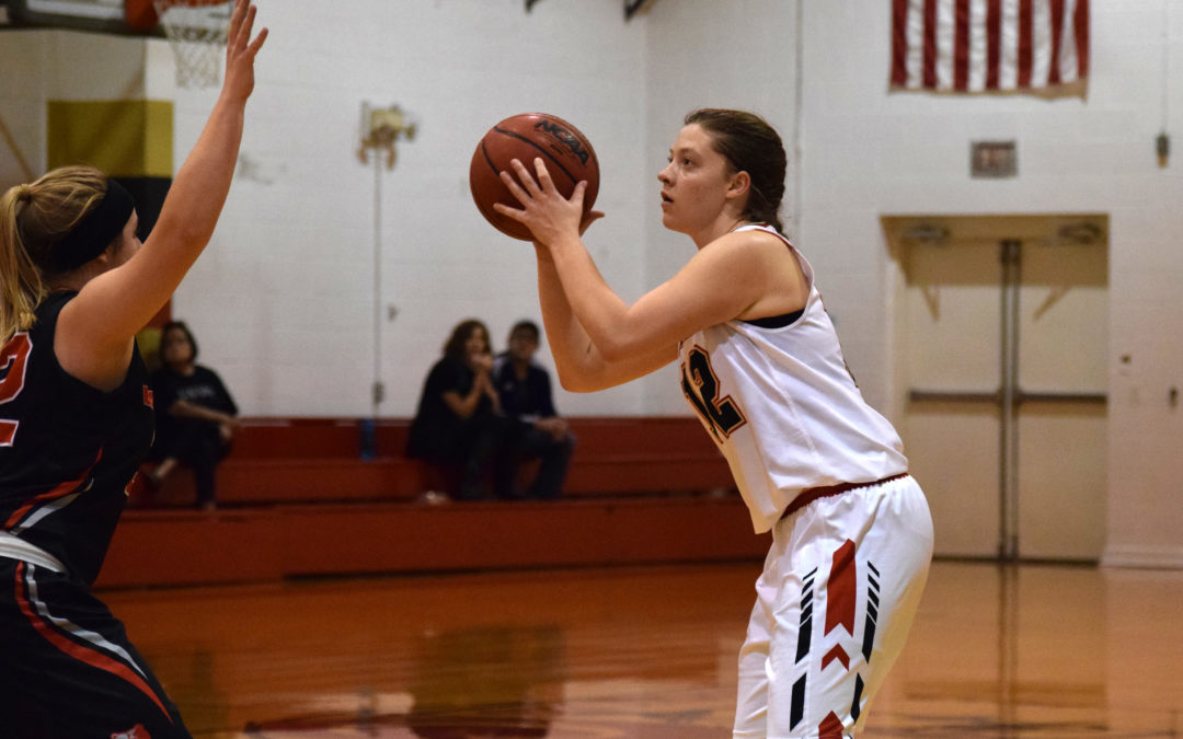 21 Point First Quarter Propels Lady Warriors Past Bears