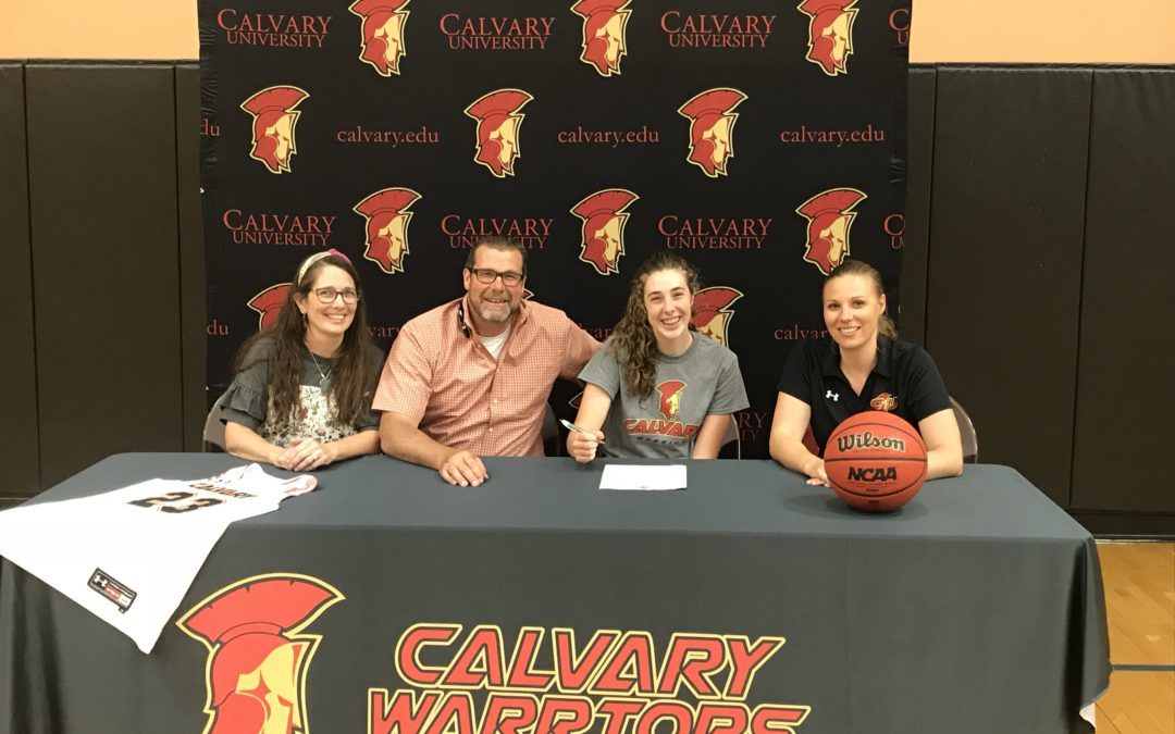 Lady Warriors Sign Davis to 2018-19 Roster