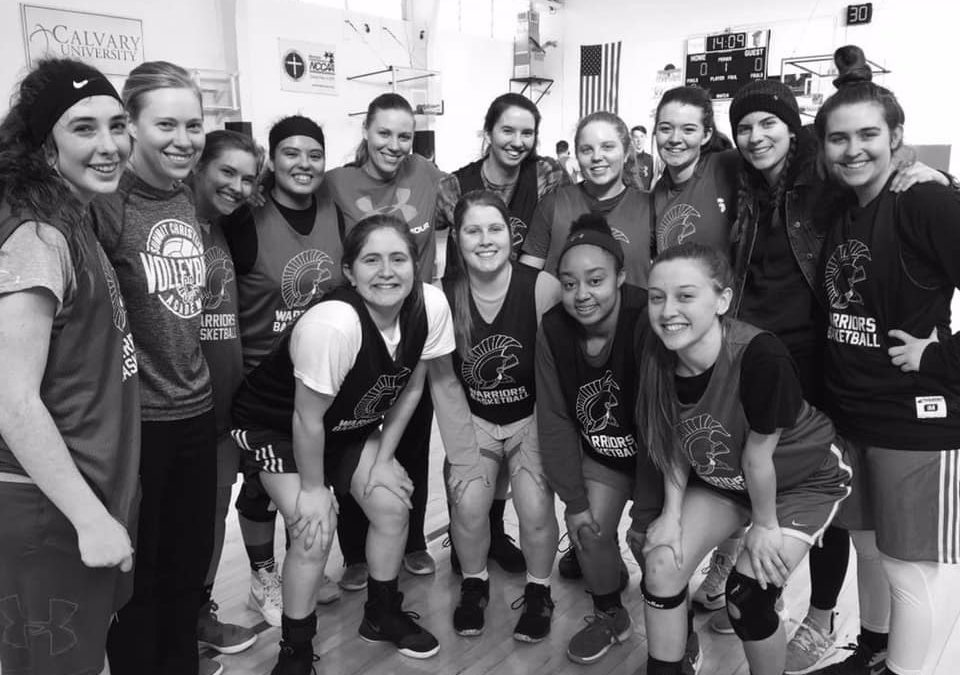 Support the Calvary University Women's Basketball Program Mission Trip